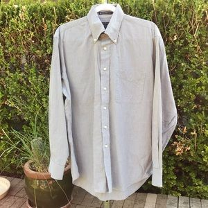 Men's Tommy Hilfiger Long Sleeve Shirt Size 15.5